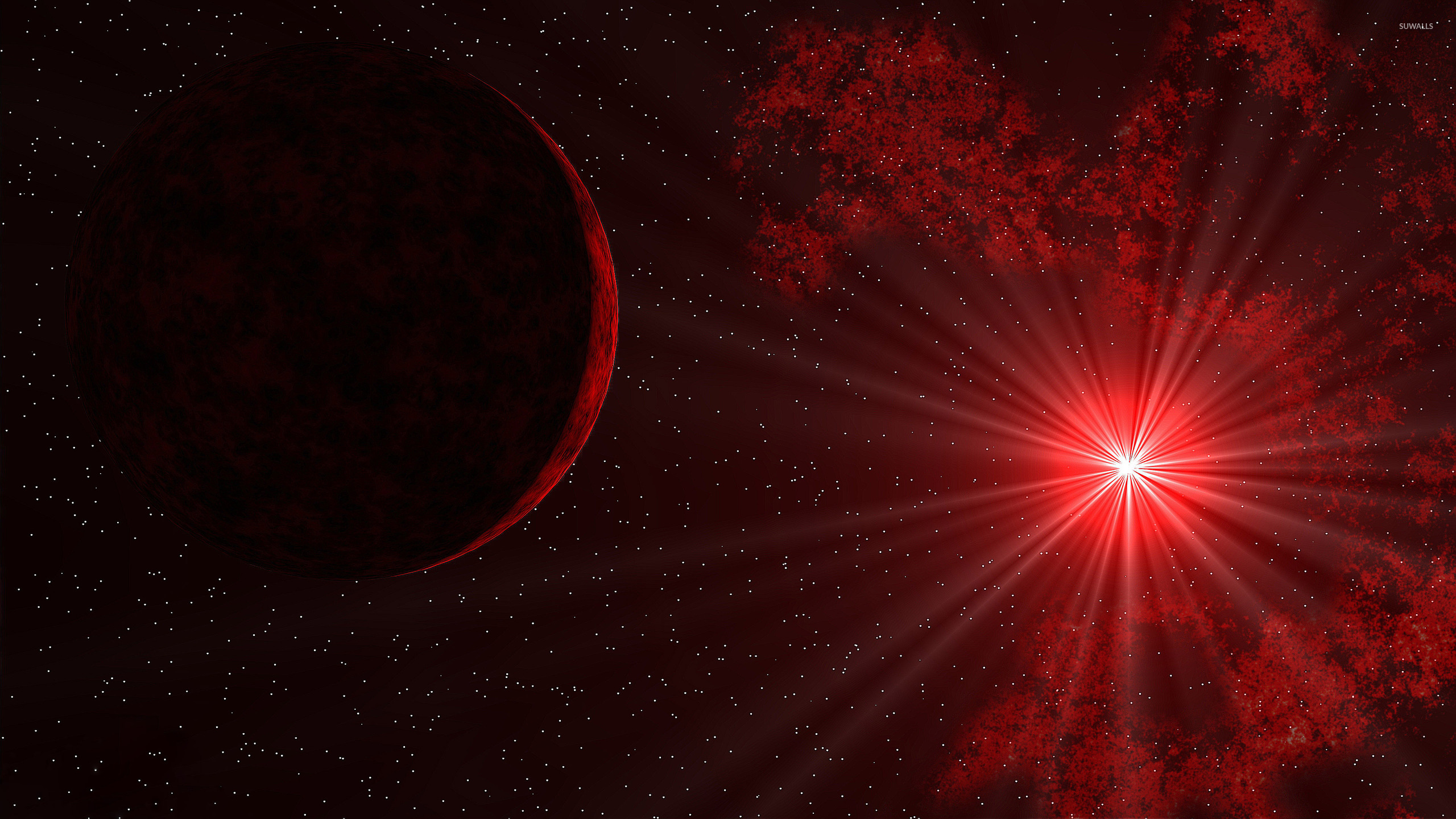 red space wallpaper - photo #21