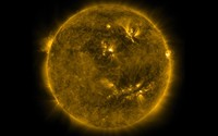 The Sun wallpaper 2560x1600 jpg