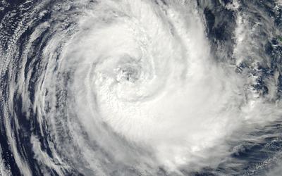 Tropical cyclone wallpaper