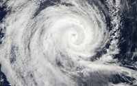 Tropical Cyclone Dianne wallpaper 3840x2160 jpg