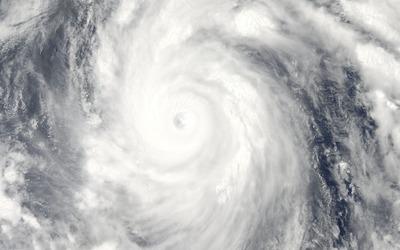 Typhoon wallpaper