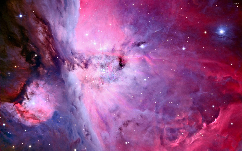 Violet nebula wallpaper - Space wallpapers - #28880
