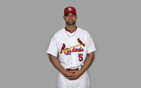 Albert Pujols wallpaper 2560x1600 jpg