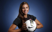 Alex Morgan [2] wallpaper 2880x1800 jpg