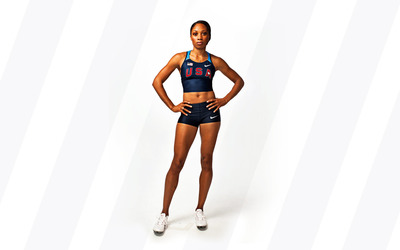 Allyson Felix [2] wallpaper
