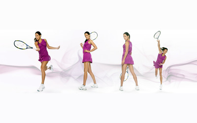 Ana Ivanovic [12] wallpaper