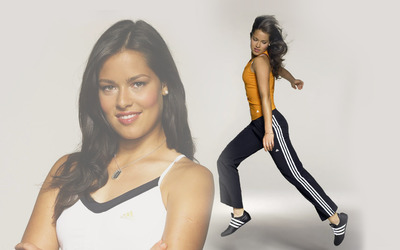 Ana Ivanovic [18] wallpaper
