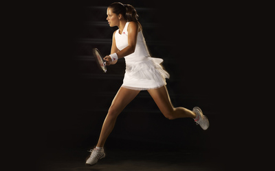 Ana Ivanovic [16] wallpaper