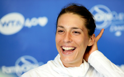 Andrea Petkovic [3] wallpaper