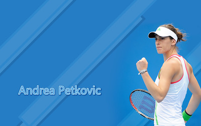 Andrea Petkovic wallpaper
