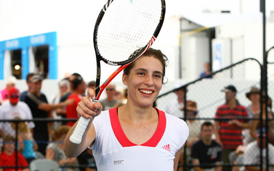 Andrea Petkovic [4] wallpaper