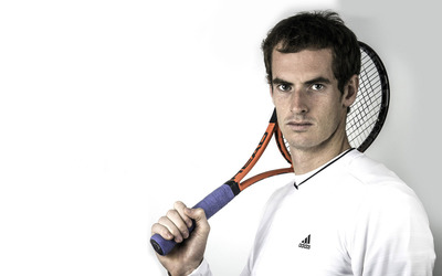 Andy Murray [8] wallpaper