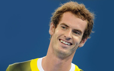 Andy Murray [6] wallpaper