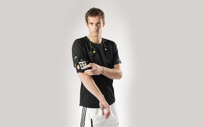Andy Murray [7] wallpaper