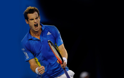 Andy Murray - Tennis wallpaper