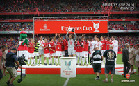 Arsenal FC wallpaper 1920x1200 jpg