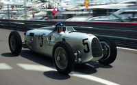 Auto Union Type C on the road wallpaper 1920x1080 jpg