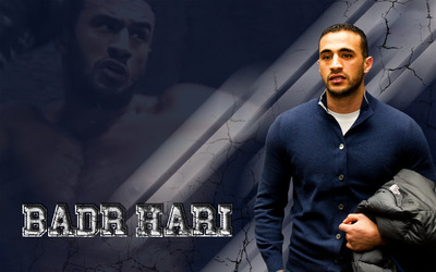 Badr Hari [2] wallpaper