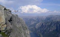 BASE jumping wallpaper 1920x1080 jpg