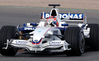 BMW Sauber F1.08 wallpaper