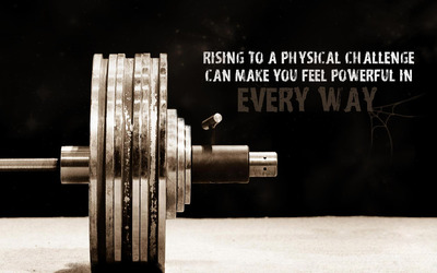 Bodybuilding motivation wallpaper
