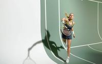 Caroline Wozniacki [7] wallpaper 1920x1200 jpg