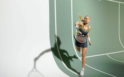 Caroline Wozniacki [7] wallpaper