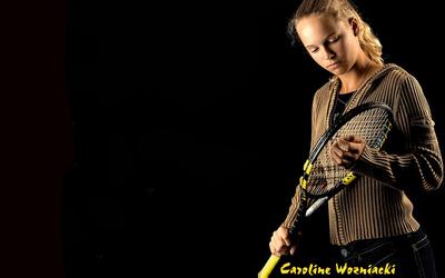 Caroline Wozniacki [2] wallpaper