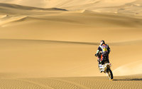 Dakar Rally wallpaper 2560x1600 jpg