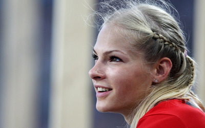 Darya Klishina wallpaper