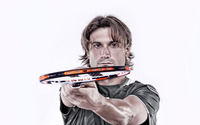David Ferrer [2] wallpaper 2880x1800 jpg