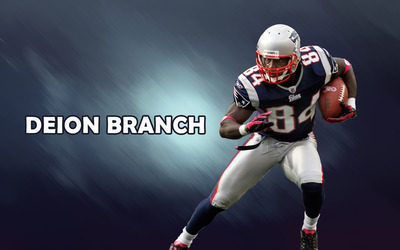 Deion Branch wallpaper