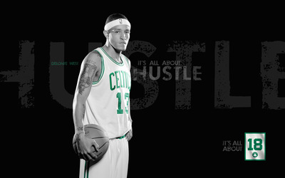 Delonte West wallpaper