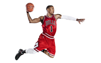 Derrick Rose wallpaper 2560x1600 jpg