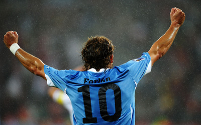 Diego Forlan wallpaper