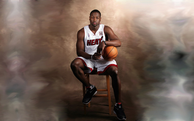 Dwyane Wade [2] wallpaper