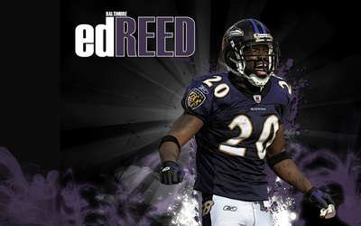 Ed Reed wallpaper