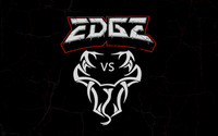 Edge vs Randy Orton logo wallpaper 1920x1200 jpg