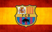 FC Barcelona wallpaper 2560x1600 jpg