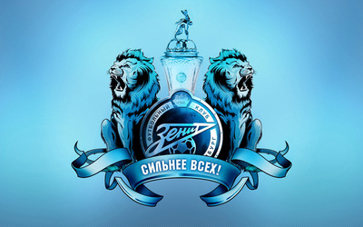 FC Zenit Saint Petersburg wallpaper