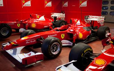 Ferrari 150° Italia wallpaper