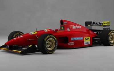 Ferrari 412T wallpaper