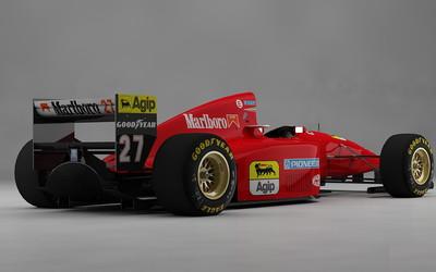 Ferrari 412T [3] wallpaper
