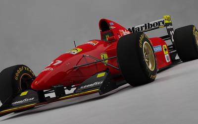 Ferrari 412T [5] wallpaper