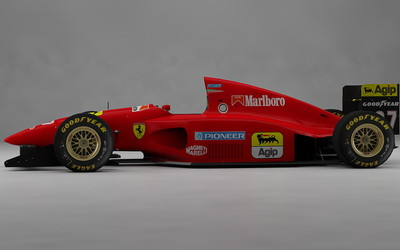 Ferrari 412T [4] wallpaper