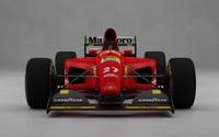 Ferrari 412T [2] wallpaper 1920x1080 jpg