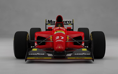 Ferrari 412T [2] wallpaper