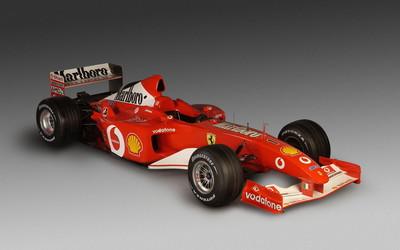 Ferrari F2002 wallpaper