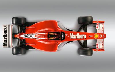 Ferrari F2002 [2] wallpaper