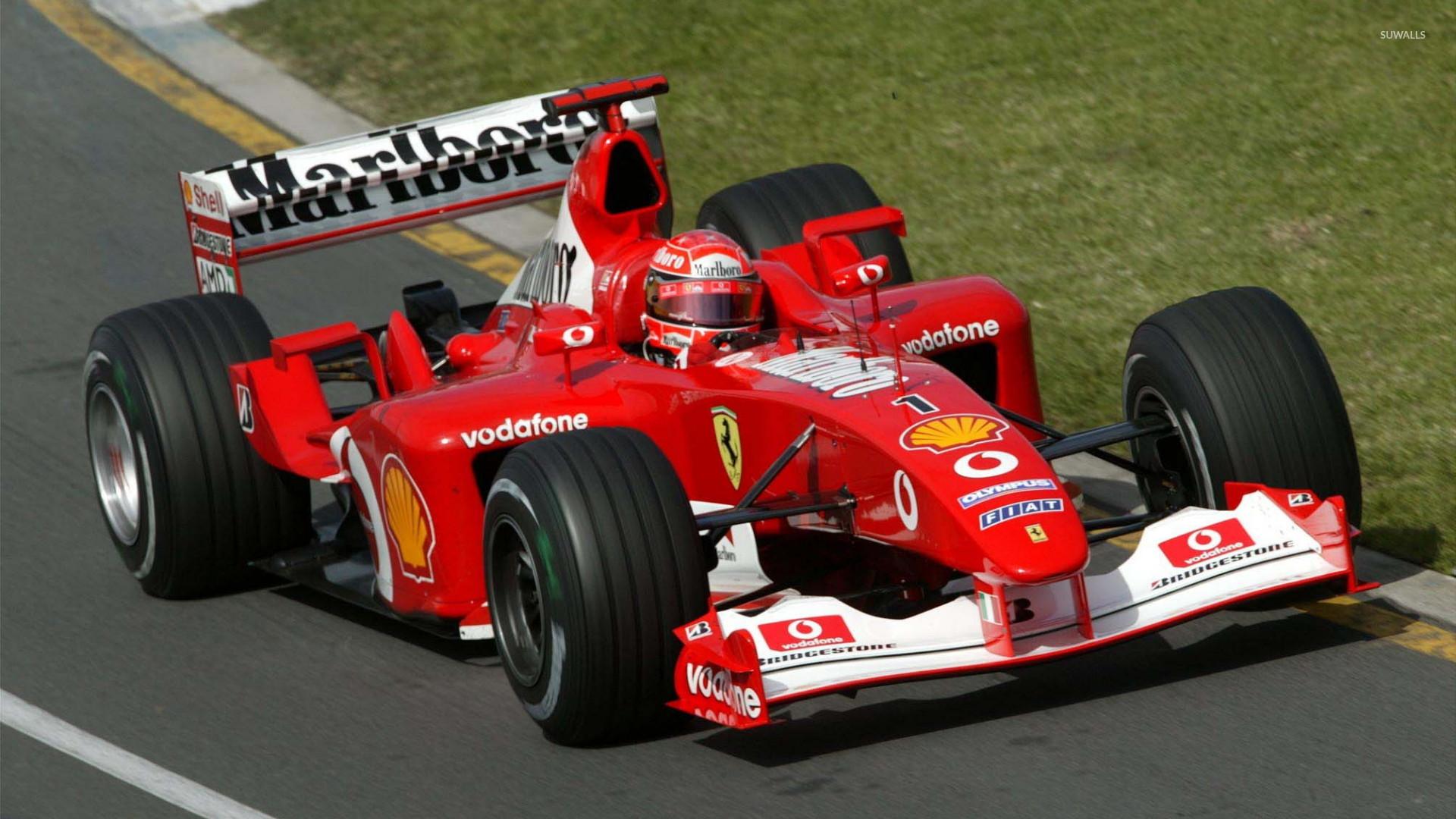 F1 ferrari f2003 wallpaper